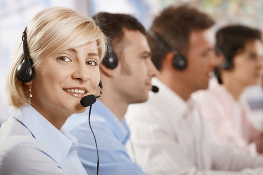 Customer Support Worker