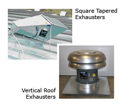Roof Exhausters